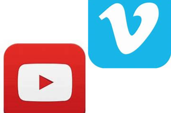 App-Rezension Youtube versus Vimeo